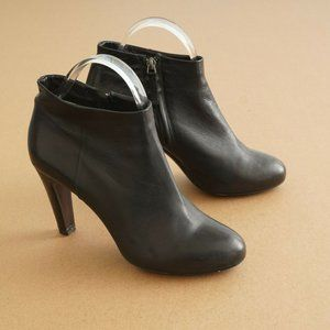 Roberto Del Carlo Womens High Heeled Ankle Booties